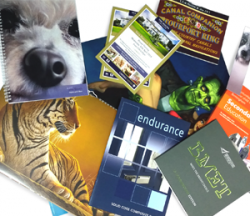 Print products available from Alltrade Printers
