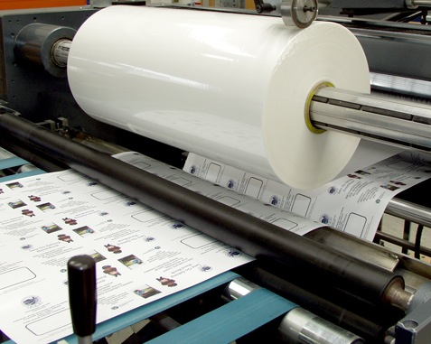 Gloss and Matt Laminating at Alltrade Printers