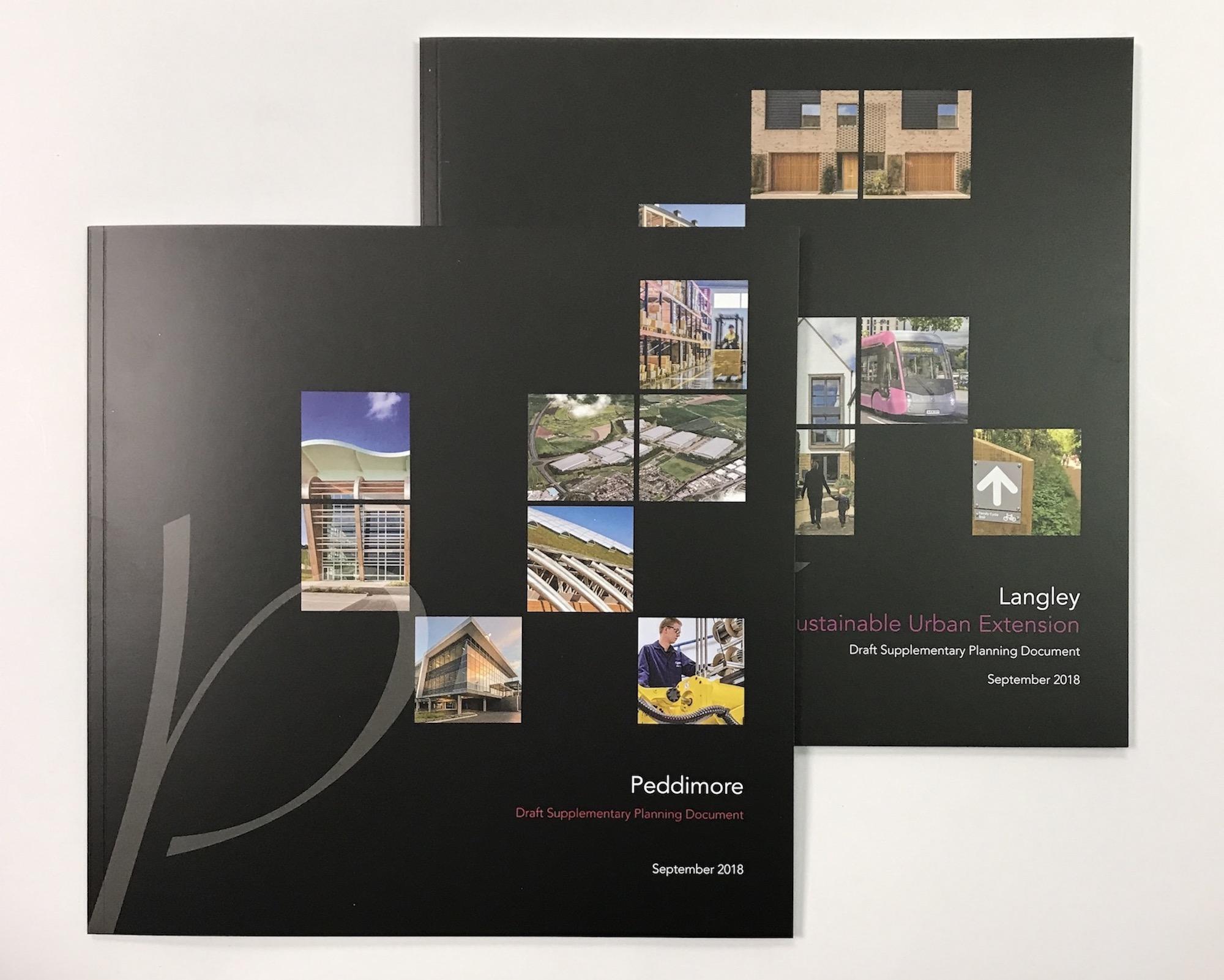 Laminated Catalogues at Alltrade Printers Birmingham UK